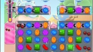 Candy Crush Saga Level 1606 3* No Boosters