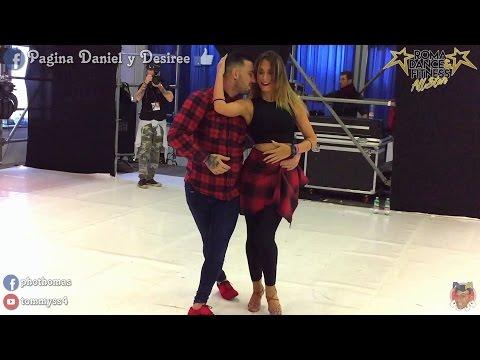 Daniel y Desiree [Don't Let Me Down] @ Roma Dance...