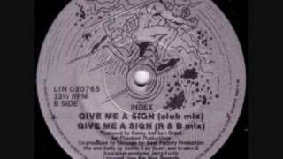 Give me a sign (Club Mix) - Index