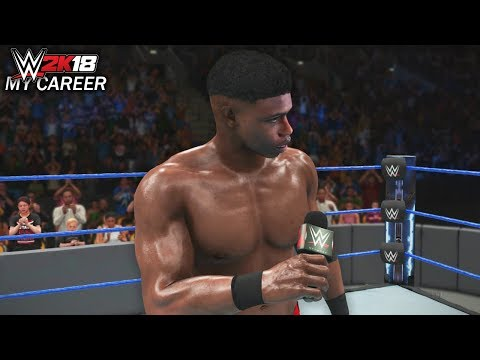 WWE 2K18 My Career Mode - Ep 13 - CALLING OUT THE UNITED STATES CHAMPION!!