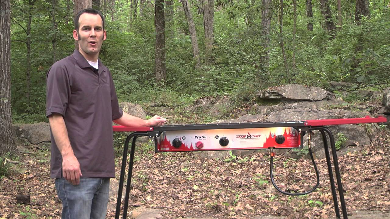 Camp Chef Pro 90 Overview