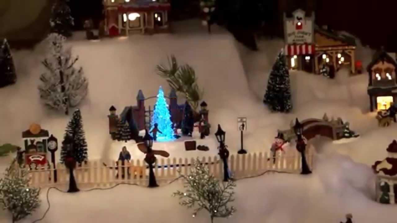 Villas navidad 2014 youtube - Juegos de adornar casas de navidad ...