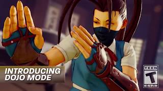 Street Fighter V: Arcade Edition - Introducing Dojos