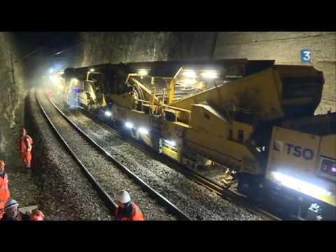 TRAVAUX NOCTURNES SNCF