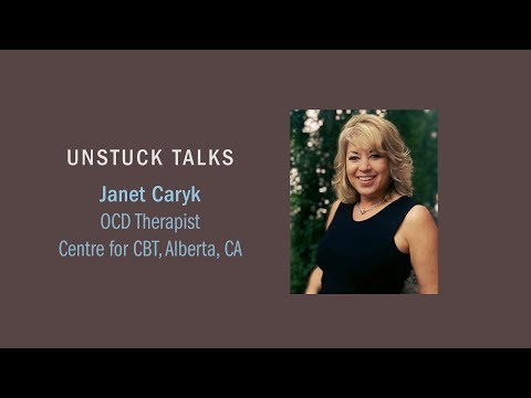 Talking with Janet Caryk, OCD therapist