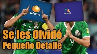 Por Esta Razón Televisa le Ganó el Mundial a TV Azteca