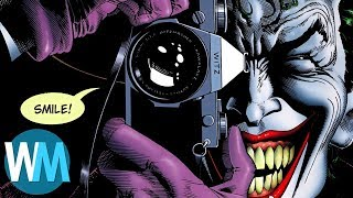 Top 10 Controversial Moments in Comic Books