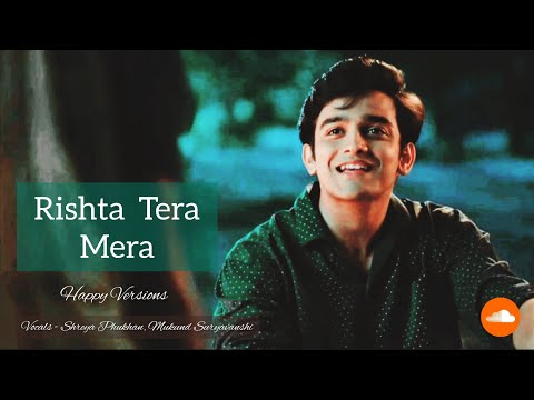 Barrister Babu Rishta Tera Mera Official Song Full HD   Feat. Anirudh Bondita