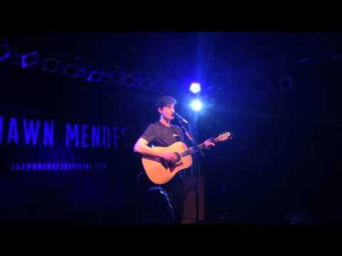Shawn Mendes - Bring It Back & Thriftshop Live In Berlin