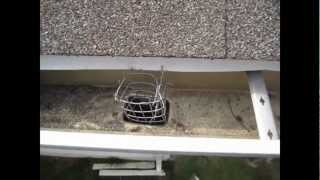 Stop Clogged Rain Gutters - Quick And Easy!