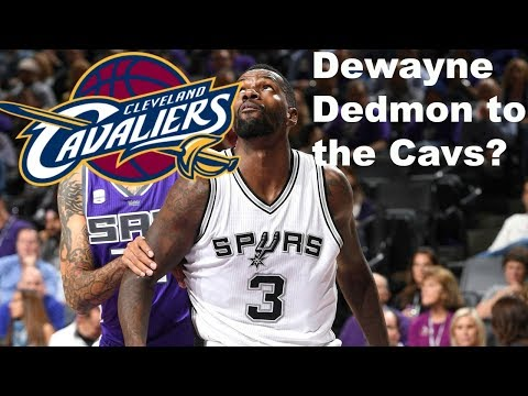 Dewayne Dedmon to the Cavs??