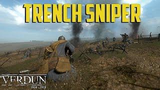 Verdun - Trench Sniper