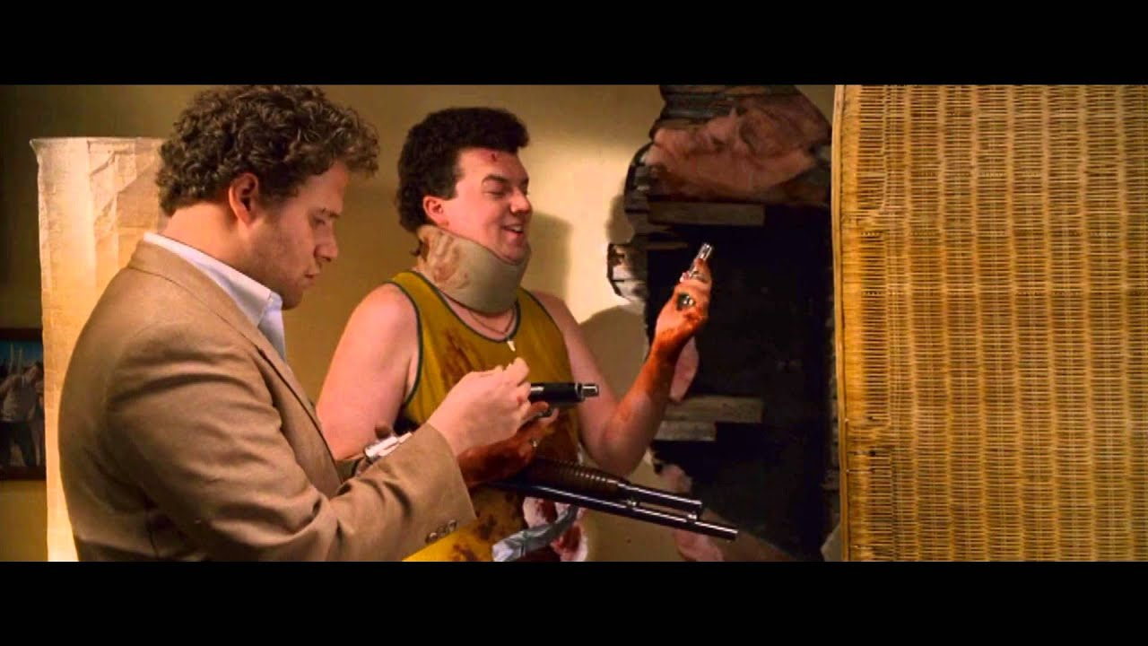 Pineapple Express - Ted Jones Messed With The Wrong Melon ...