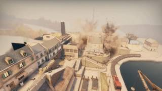 Day of Infamy Cinematic Multiplayer Footage | Bloody Brittany