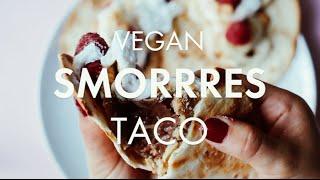 Vegan Smores Taco | Zucker&Jagdwurst
