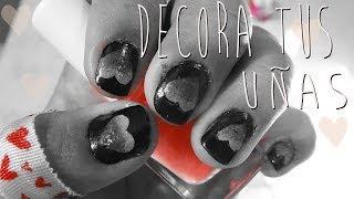 Decora tus uñas con corazones ♥ 14 de febrero Thumbnail
