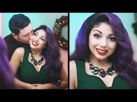 Get Ready With Me: Christmas Edition! | Charisma Star