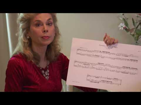 J.S. Bach: Invention No. 6 in E Major (Teaching & Performance Video)