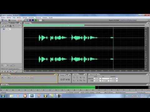 Aprender a Editar Audio Con Adobe Audition 3 0 En Español Bien Explicado