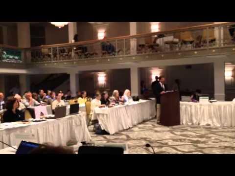 NOSB Meeting Spring 2014, Excerpt of Mark Kastel's Testimony