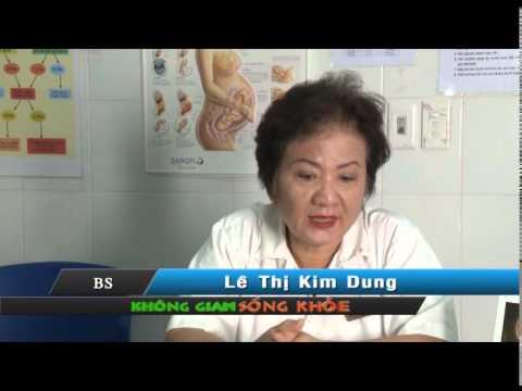 Khong gian song khoe so 3 Ve sinh vung kin thoi ky mang thai sua 1