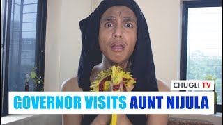 Governor of Assam visits Aunt Nijula