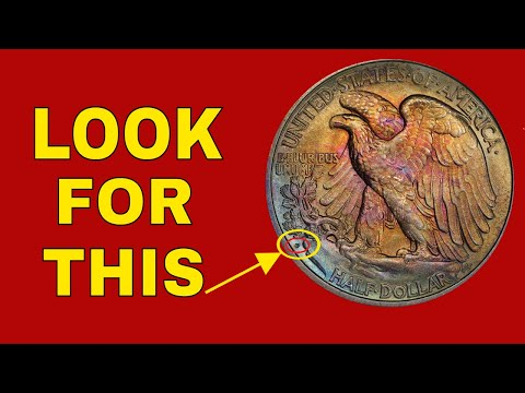 How Valuable Can A Walking Liberty Half Dollar Be? Half Dollar Worth Money!