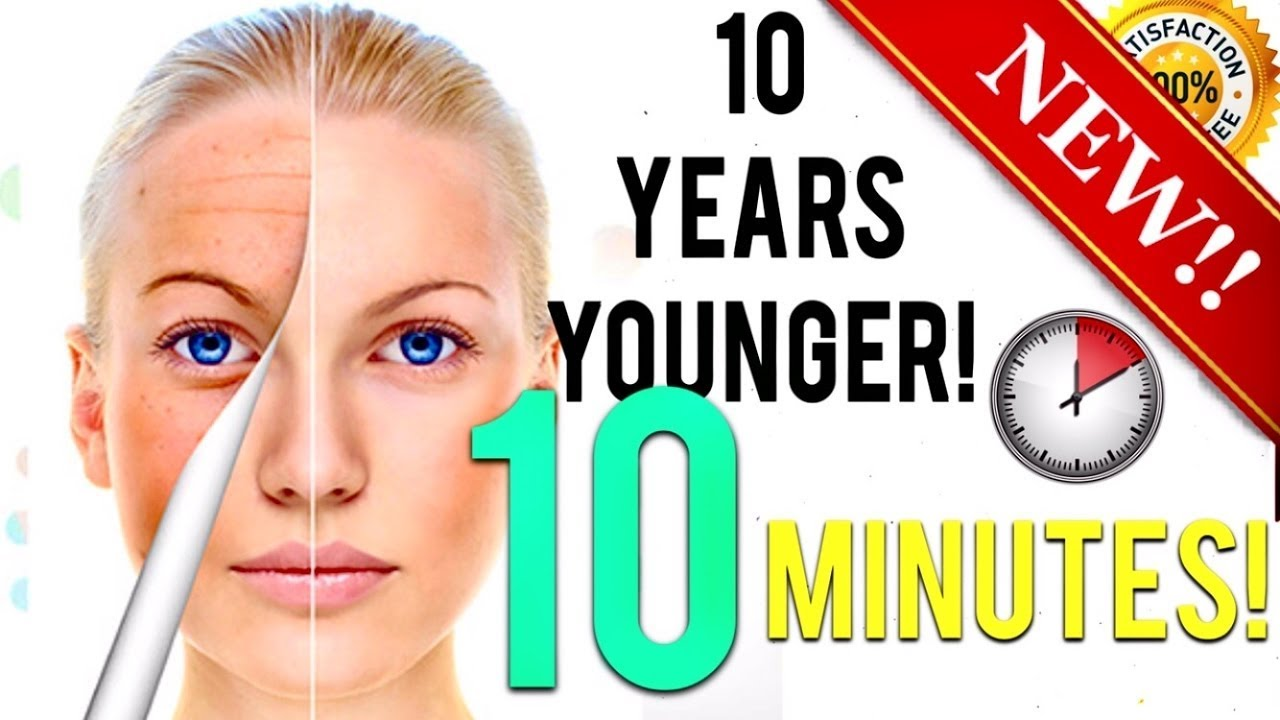 How to Look Younger in 10 Minutes