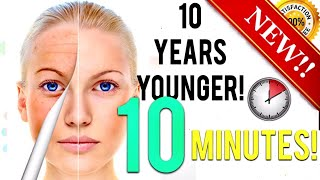 🎧 LOOK 10 YEARS YOUNGER IN 10 MINUTES! SUBLIMINAL AFFIRMATIONS BOOSTER! REAL RESULTS DAILY!