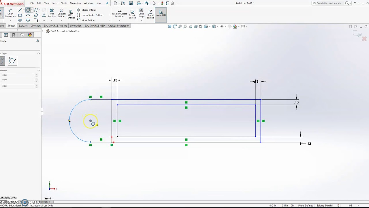 Download Russo Tech: CAD 1 - Keychain