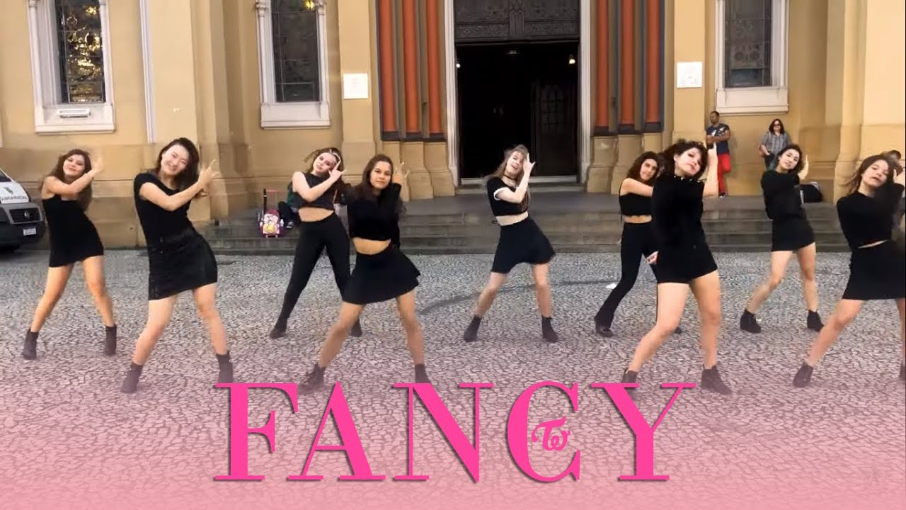 "[KPOP IN PUBLIC CHALLENGE] TWICE (트와이스) ""FANCY"" DANCE COVER - BRAZIL"