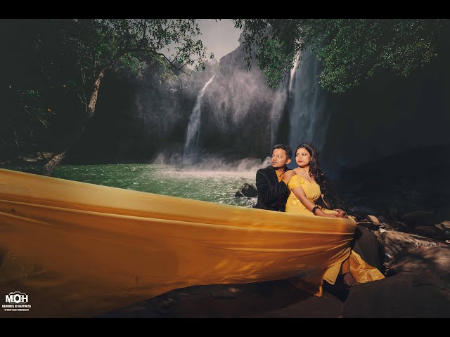 Best Pre-wedding Patna || Pranay & Ankita || Tera Ban Jaunga || MOH - MEMORIES OF HAPPINESS