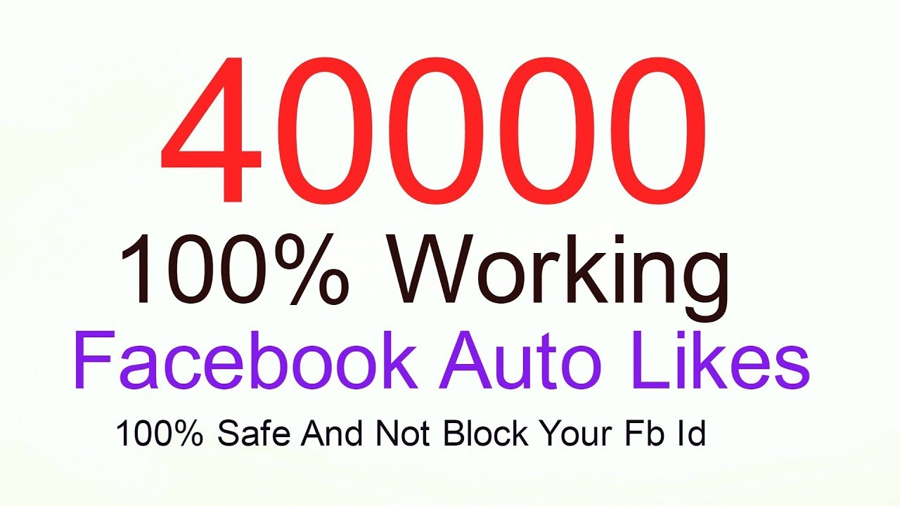 Fb auto liker 2018 best facebook autoliker new trick