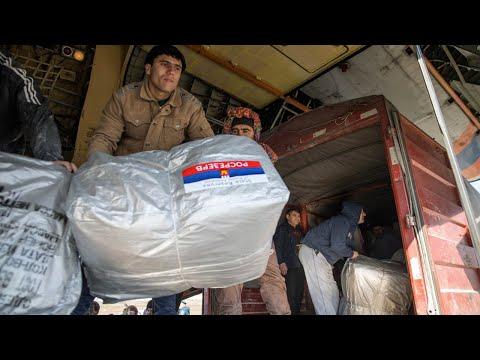 Россия передала Таджикистану две тысячи тонн муки для школьников