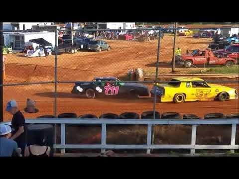 Sumter Speedway Dirt Racing 2018