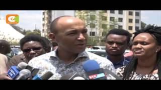 Peter Kenneth ataka mazungumzo yafanyike Jubilee