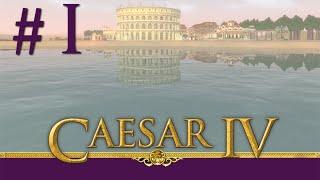 Caesar IV (Caesar 4) | Mediolanum | City Builder | Part 1