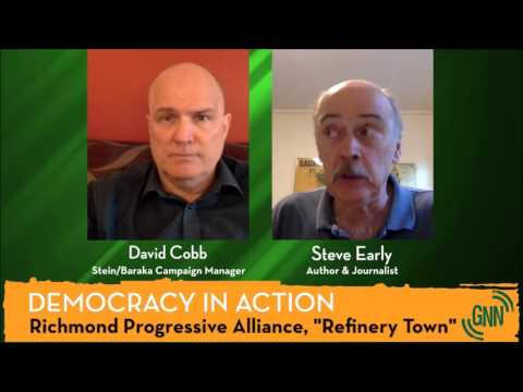 Democracy in Action with David Cobb | 20170508 | Steve Early