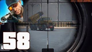 Sniper 3D Assassin: Shoot to Kill - Gameplay Walkthrough Part 58 - Region 16 Completed(iOS, Android)