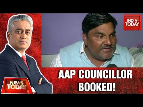Delhi Riots: AAP Councillor Tahir Hussain Booked On Murder Charges   News Today With Rajdeep