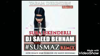 Sura Iskenderli - Yaram Derinden Remix Resimi