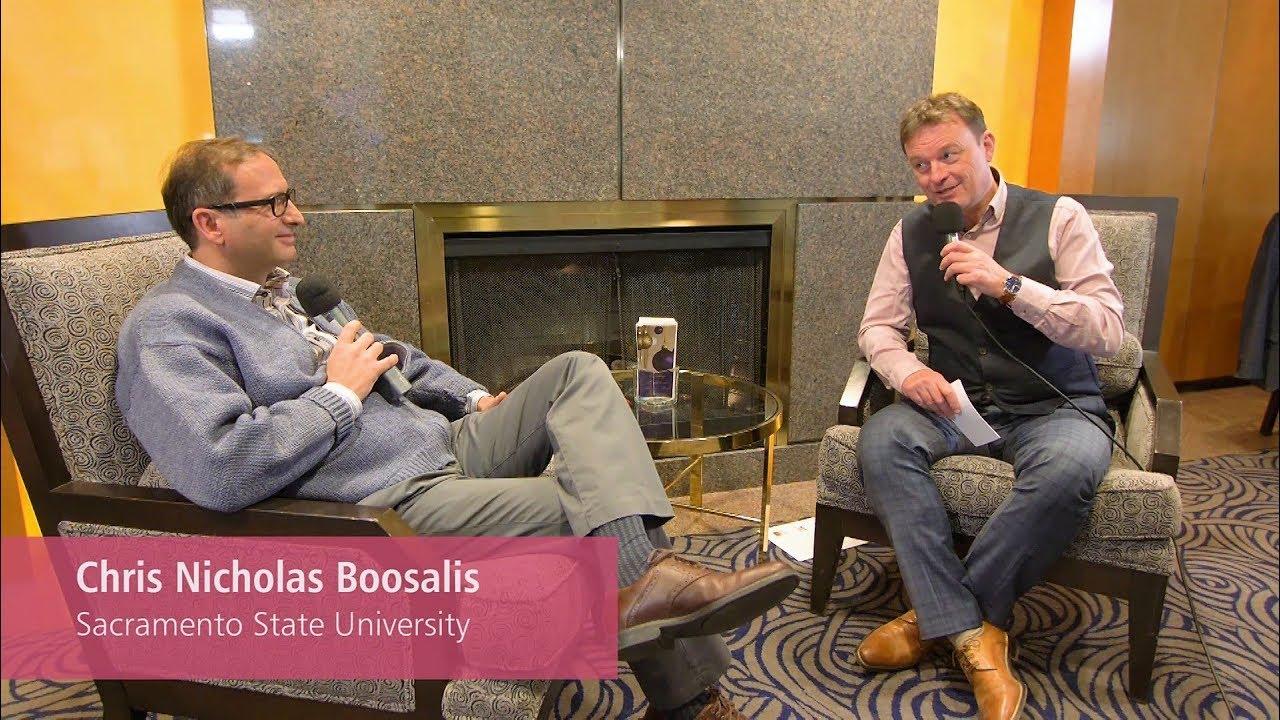 Interview With Chris Nicholas Boosalis Sacramento State University United States Youtube