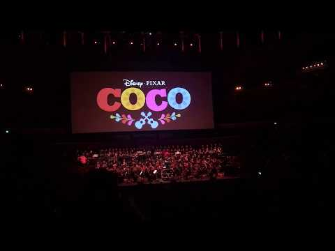 Michael Giacchino, Coco, Royal Albert Hall, London 2017