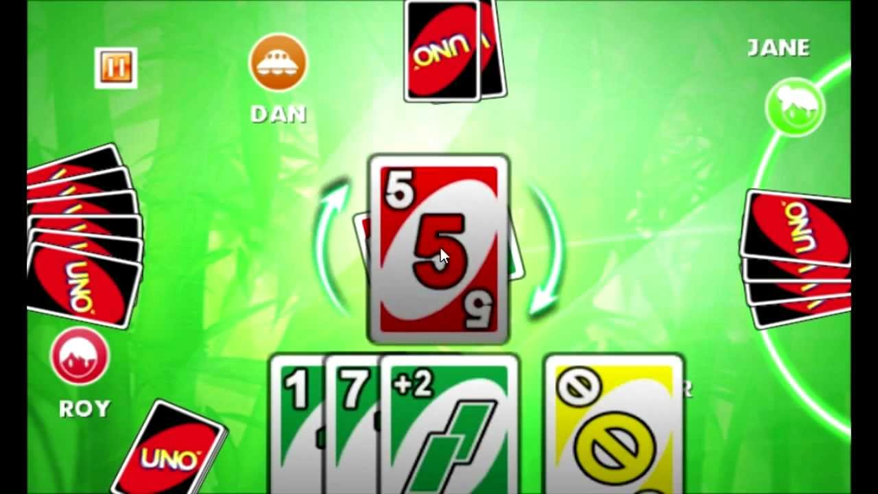 Uno Free Gameplay - Android Mobile Game