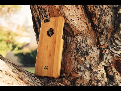 Evutec Bamboo S Series Case for iPhone 6 Review!