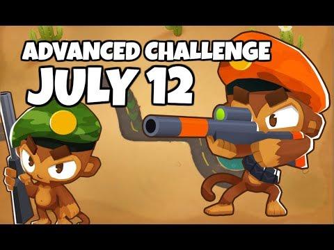 BTD6 Advanced Challenge - Spacemonkey&39;s Friday Funzie Onzie - July 12 2019