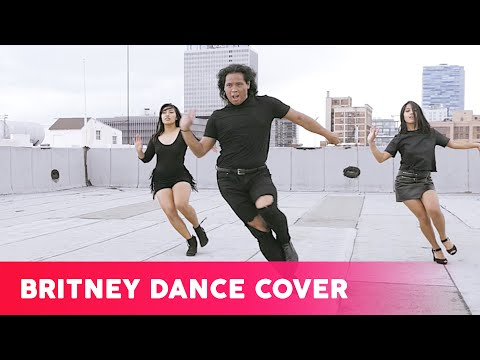 Fraunchie - Womanizer Dance Cover