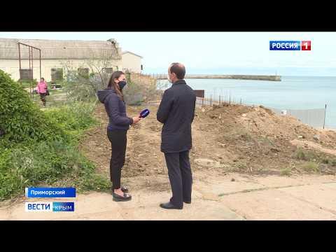 «Пляжные войны»: в Приморском возобновили скандальную стройку