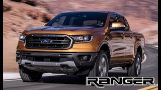 Ford Ranger (2019) Interior, Exterior and Drive