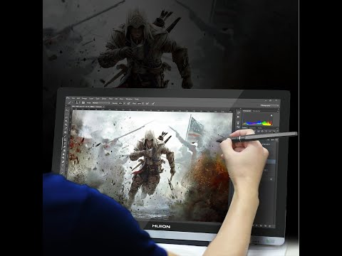 Download Huion GT 220  (Version 2) Pics
